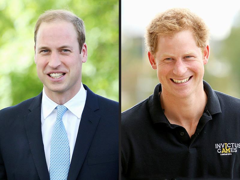 Royal Siblings Bonds Amp Rivalries William Amp Harry