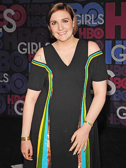 Lena Dunham Addresses Engagement Rumors