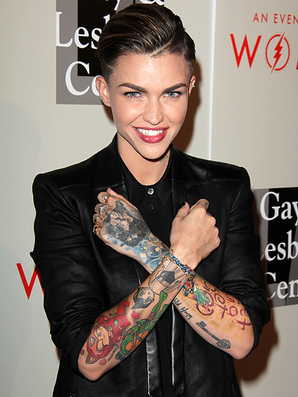 'Orange Is the New Black' Newcomer Ruby Rose: 5 Things to Know