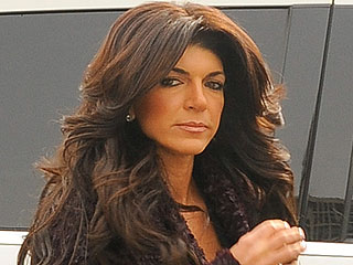 Teresa Giudice Is 'Holding Up' in Prison: Source | Teresa Giudice