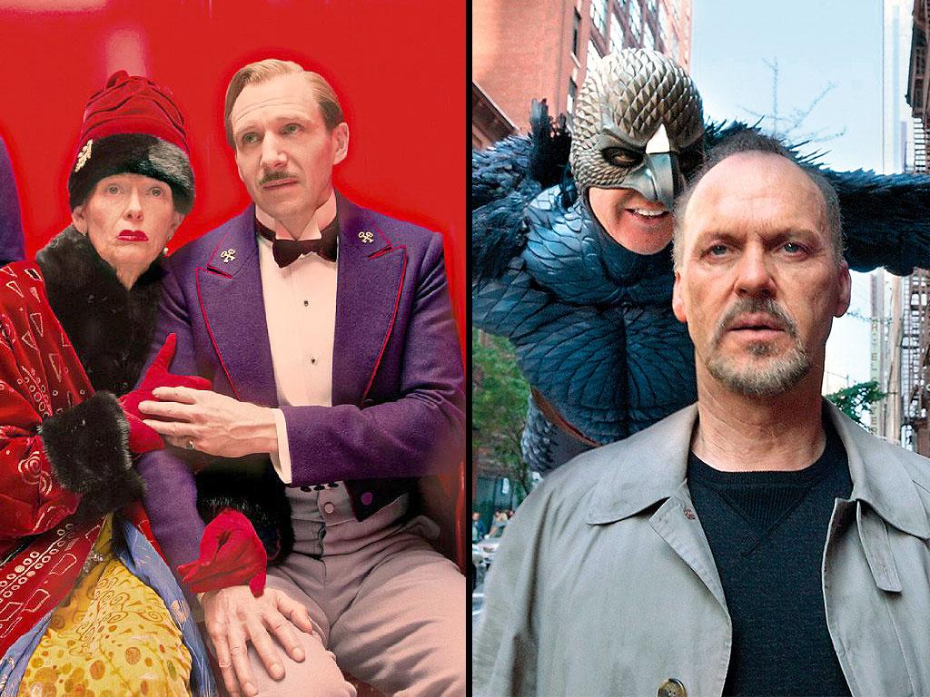 Oscar Nominations 2015: Grand Budapest Hotel, Birdman Lead the Race