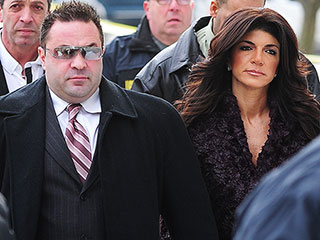 Joe Giudice Talks Teresa's Life in Prison – Including Her Beauty Regimen