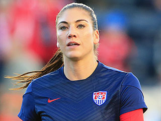 Hope Solo Opens Up About Why She Went to Therapy