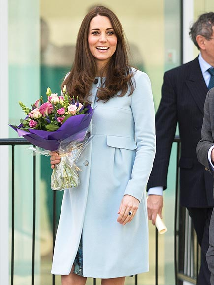 Kate Middleton Pregnant: She Feels the Baby Kicking