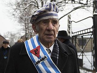 Survivors Return to Auschwitz for 70th Anniversary of Liberation