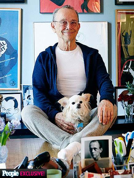 Broadway Legend Joel Grey Opens Up About His Sexuality