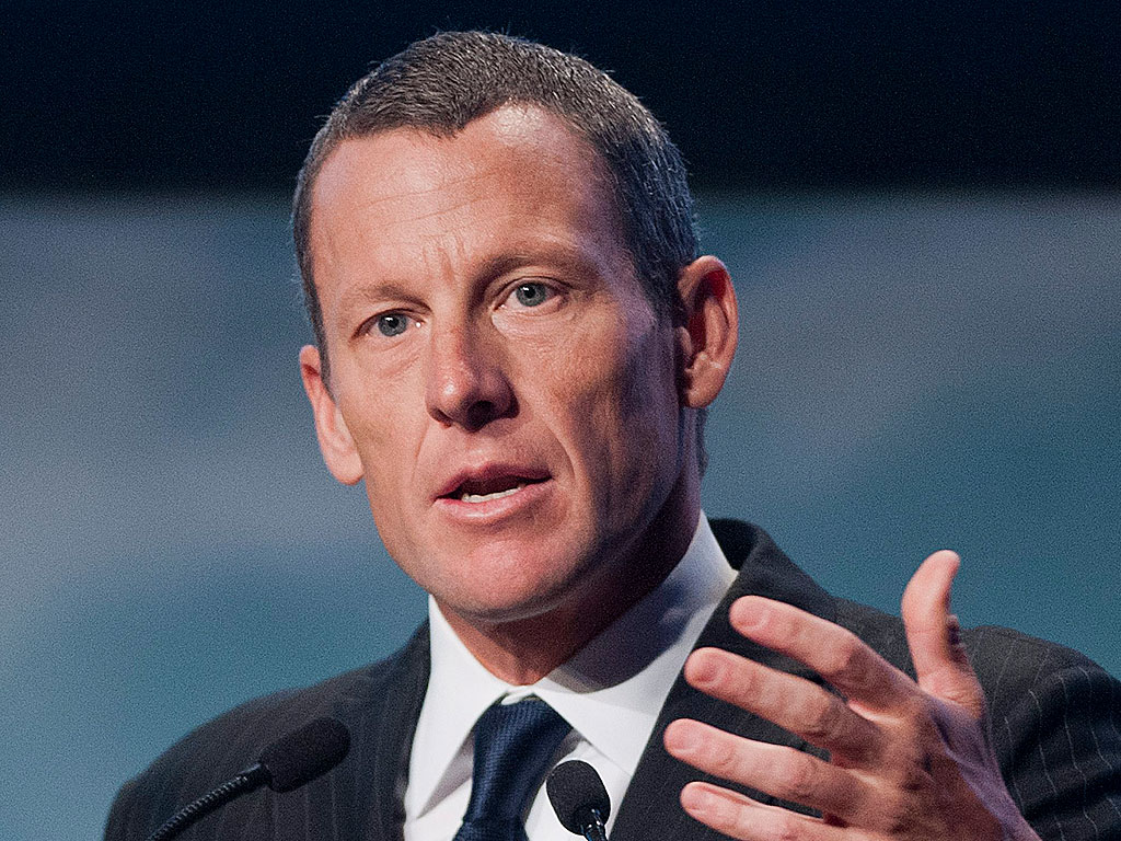 <b>Lance Armstrong</b>: If I Could Go Back, I Would Probably Dope Again - lance-armstrong-1024