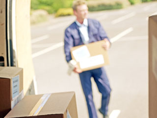 UPS Driver Caught Tossing Package Over Fence, Then Urinating on Property (VIDEO)