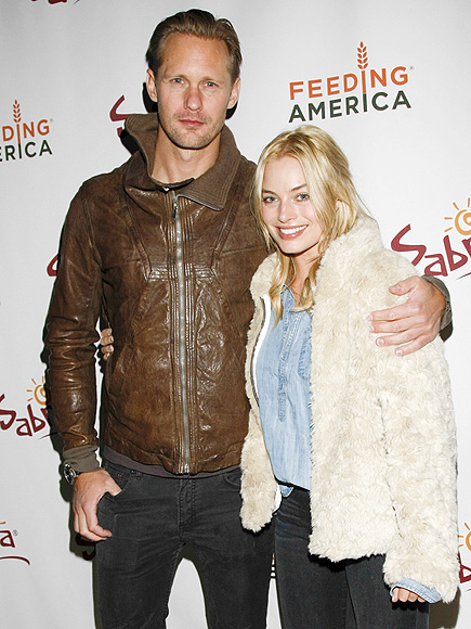Are Alexander Skarsgard and Margot Robbie Dating?
