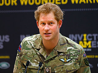 Prince Harry Takes a New Army Role Helping Injured Soldiers