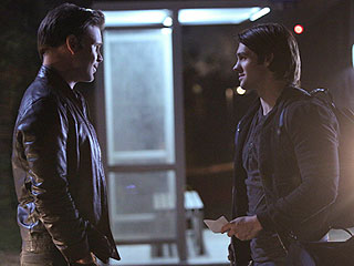 PHOTO: The Vampire Diaries First Look: See Steven R. McQueen in His Final Episode