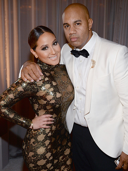 Adrienne Bailon The Real Host And Lenny Santiago End