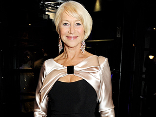 Helen Mirren Wins Subway Etiquette