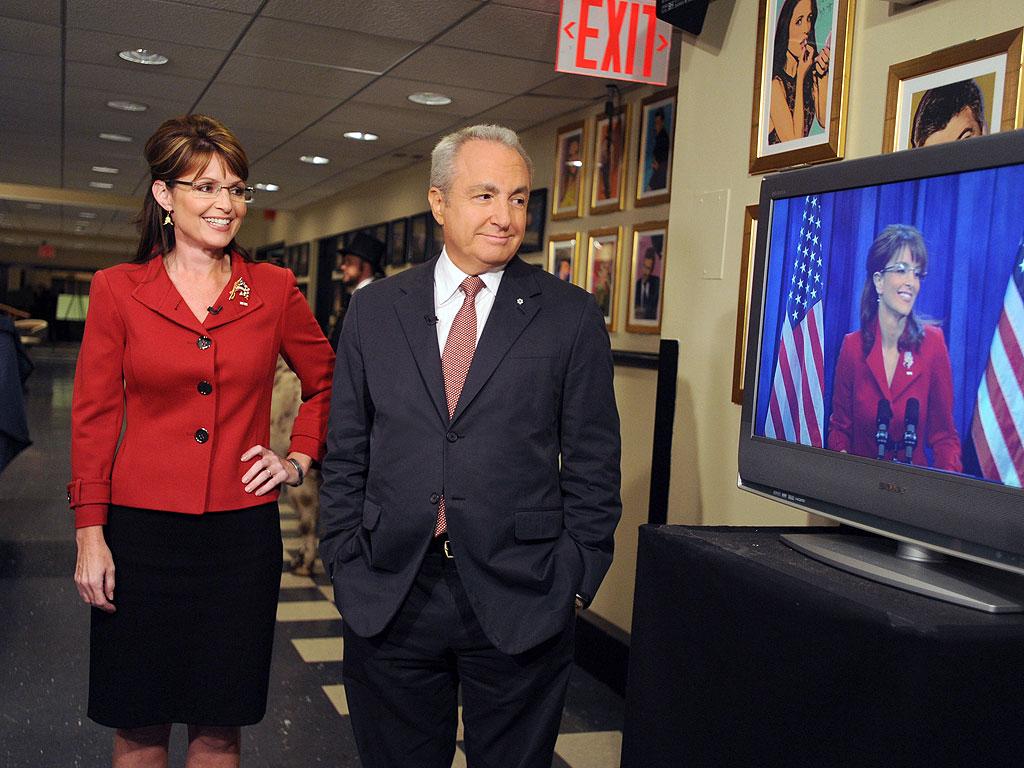 Sarah Palin Returns to Saturday Night Live