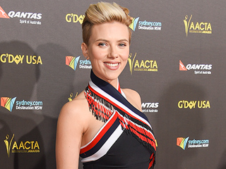 Scarlett Johansson Shows Off Stunning Post-Baby Body 4 Months After Giving Birth