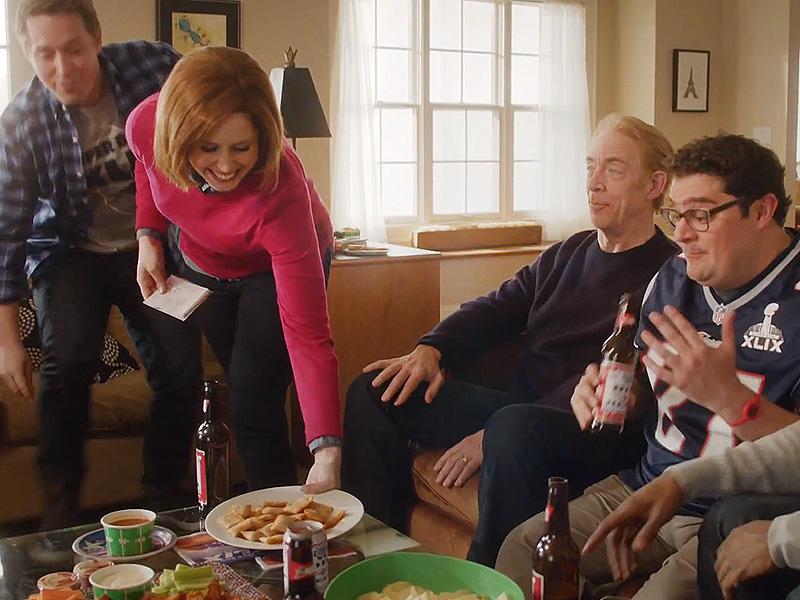 VIDEO: Saturday Night Live Mocks Male-Focused Super Bowl Commercials