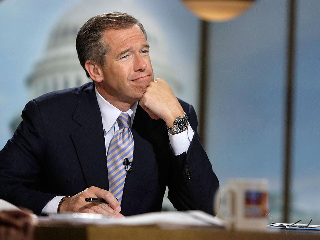 Brian Williams: NBC Ends Suspension