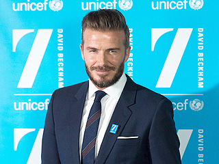 David Beckham's Next Job: Music Video Star