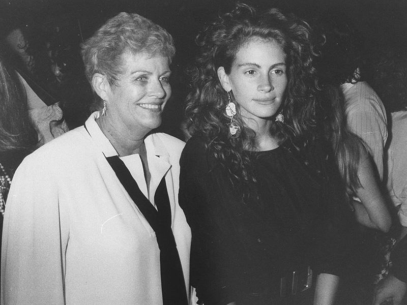 Julia Roberts's Mom Betty Lou Bredemus Has Died