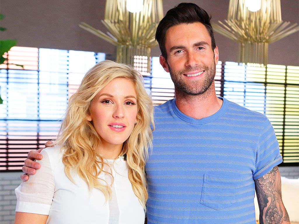 The Voice: Ellie Goulding to Mentor Adam Levine's Team