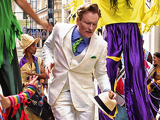 Why Did Conan O'Brien Go to Cuba?