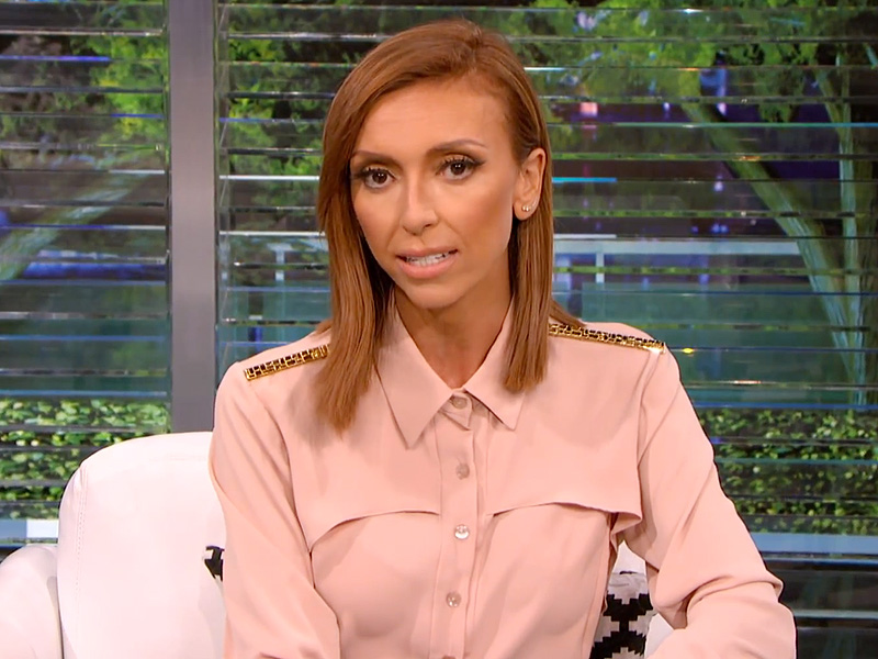 Giuliana Rancic: Next Steps after Zendaya Dreads Scandal