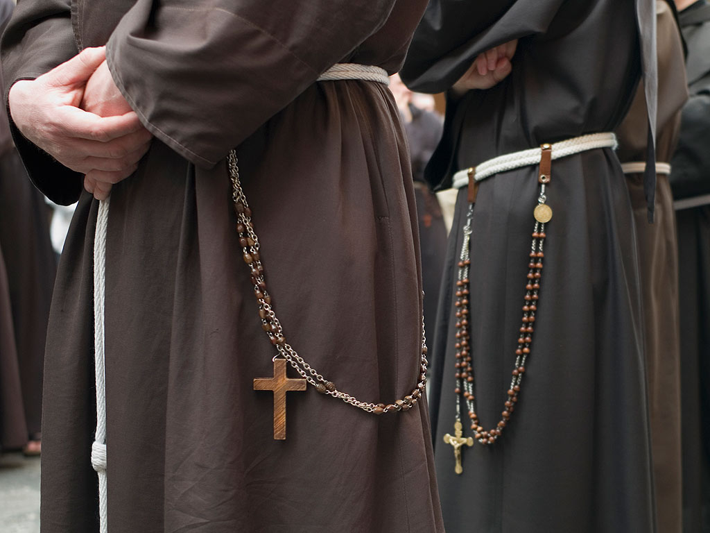 Franciscan Monks Relat...