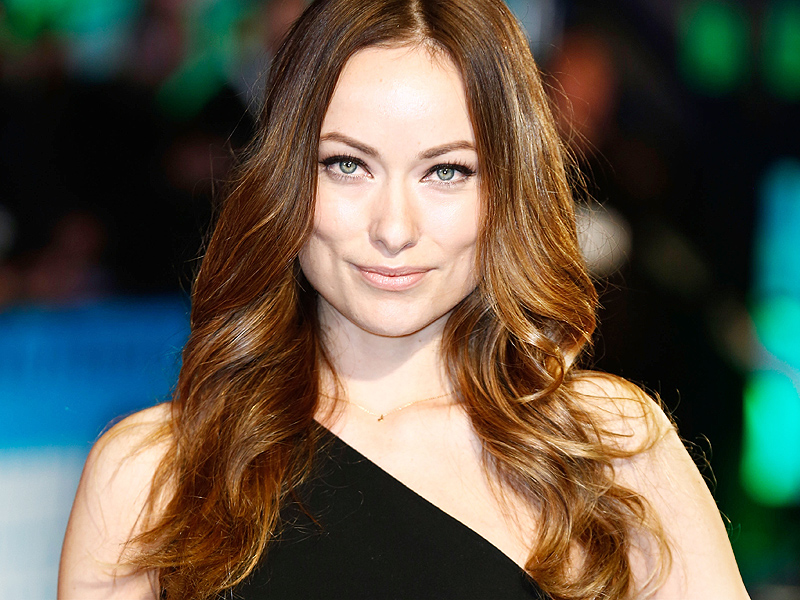 Olivia Wilde Surprises Made in NY Class on April Fools Day : People ... Olivia Wilde