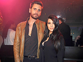 Kourtney Kardashian Posts Flashback Photo of the Night She Met Scott Disick