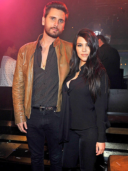 Kourtney Kardashian on Scott Disick Rehab Stay