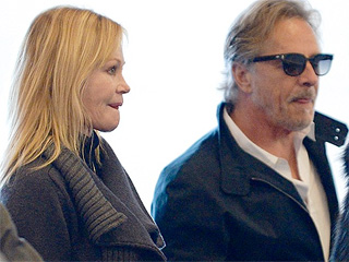 Don Johnson and Melanie Griffith Reunite To Watch Daughter Dakota Host Saturday Night Live