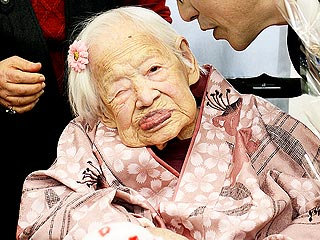 World's Oldest Person Turns 117, Calls Her Life 'Short'