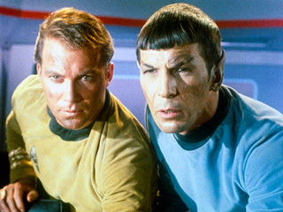 William Shatner Pays Tribute Leonard Nimoy on Twitter After Missing His Funeral
