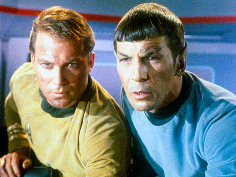 William Shatner Posts Star Trek Tribute to Leonard Nimoy