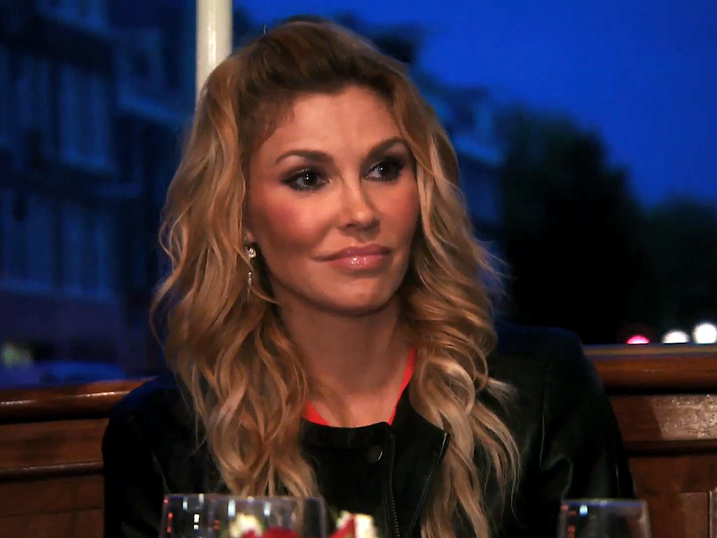Brandi Glanville Leaves Real Housewives of Beverly Hills