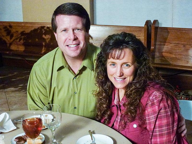 19 Kids and Counting: Jim Bob Duggar, Michelle Duggar Celebrate Anniversary