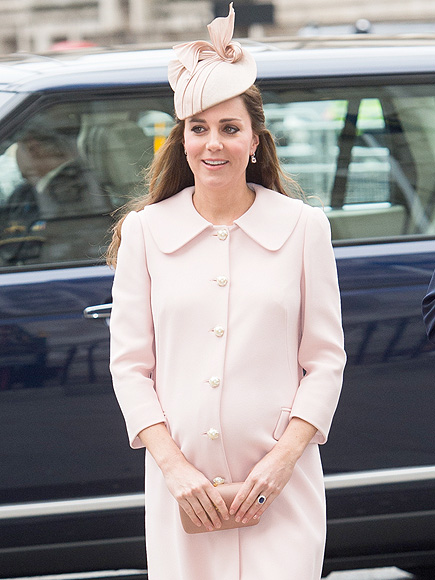 Kate Middleton Baby Sex: Seen Shopping For Girls' Clothes