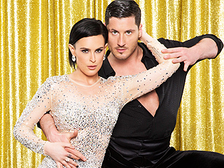 DWTS: Look Who Joined Rumer Willis in the Rehearsal Hall