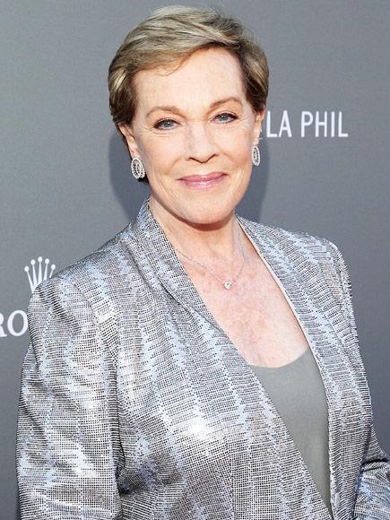 Julie Andrews: Losing My Voice Was 'Devastating'
