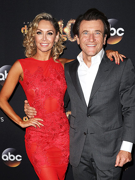 Kym Johnson Dancing With The Stars Married: Dancing With The Stars: Robert Herjavec And Kym Johnson