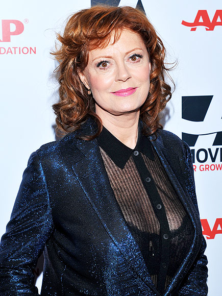 Susan Sarandon Blasts Anti-Gay Comments Made by Her Nephew's Former Teacher