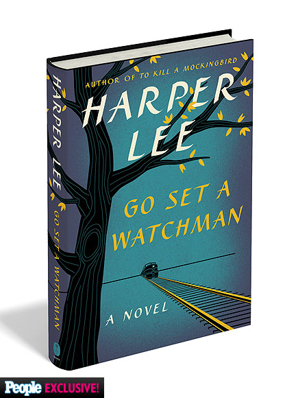 Harper Lee's New Book Jacket Revealed!