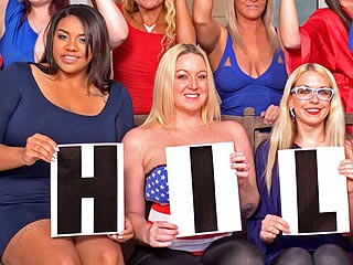 'Hookers for Hillary' Endorse Clinton for President