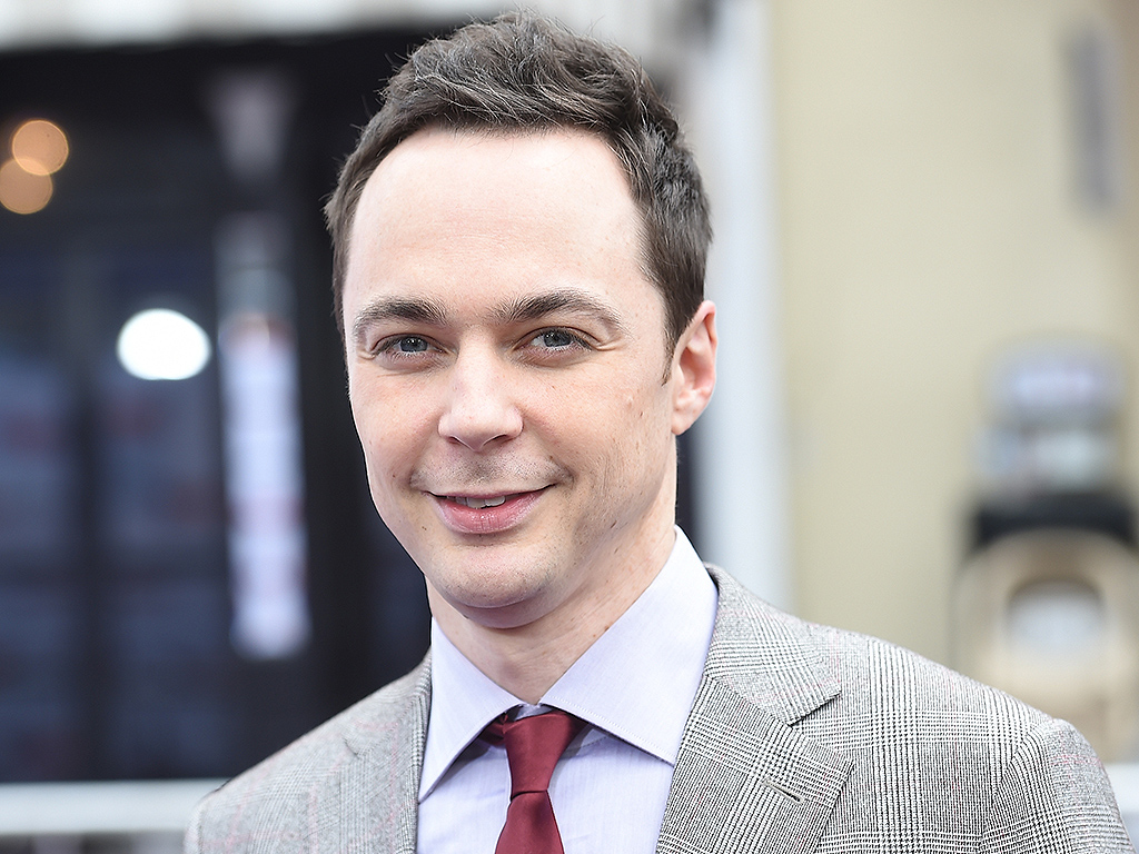 how tall is jims parsons