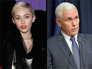 Miley Cyrus, Ashton Kutcher Slam Indiana Governor over Anti-Gay Legislation