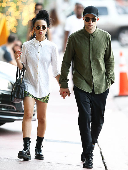 Robert Pattinson Engaged: Fiancee FKA twigs 'Really Wants Kids' Says Source