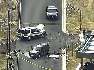 From TIME: 1 Dead in Shooting Outside NSA Headquarters
