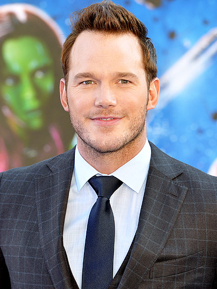 Chris Pratt Talks Being Overweight in Men's Health UK
