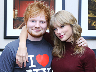 Pillow Talk! Taylor Swift and Ed Sheeran Share Adorable Bedtime Texts