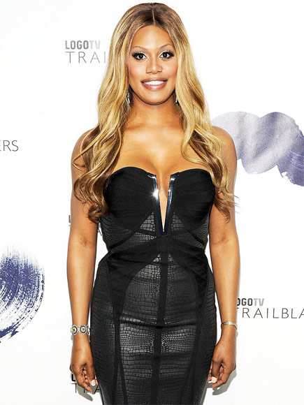 Orange Is the New Black's Laverne Cox Honors the Legacy of Stonewall at Logo's Trailblazer Awards